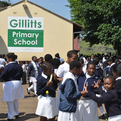 Neema Gillitts Primary School